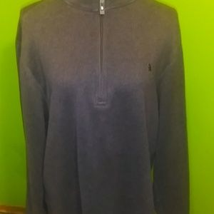 THE NORTH FACE MENS SZ:LG  GREY SWEATER